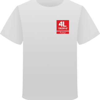 Tshirt face - Raid 4L Trophy