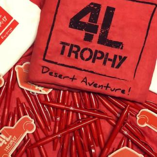 Pack financement - Raid 4L Trophy