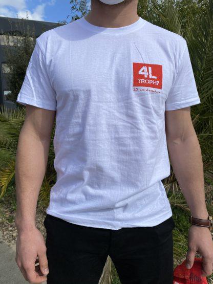 Tshirt - Raid 4L Trophy